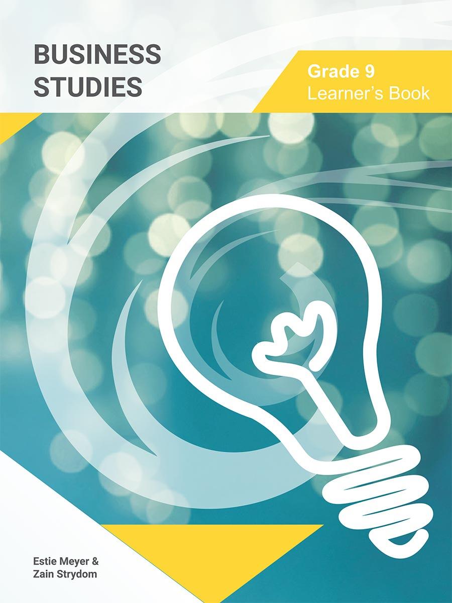 Consumo Business Studies Grade 9 English